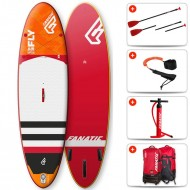 SUP gonflable Fanatic Fly Air Prémium 9'8 de  2016