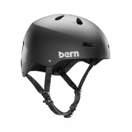 Casque Bern Macon Black