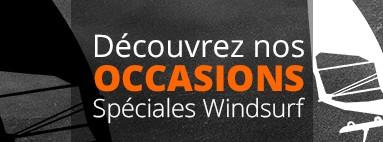 Découvrer nos occasions spéciales Windsurf